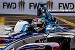 Antonio Felix da Costa of Andretti Formula E during the first race of the FIA Formula E Championship 2016-17 season HKT Hong Kong ePrix at the Central Harbourfront Circuit on 9 October 2016, in Hong Kong, China. Photo by Victor Fraile / Power Sport Images