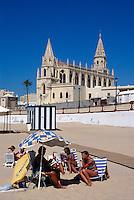 Kirche Nuestra Senora de la Regla in Chipiona, Andalusien, Spanien