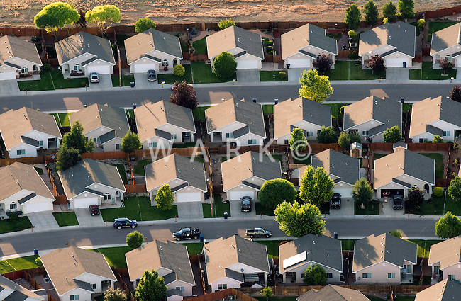 Pueblo, Colorado neighborhood. June 2014