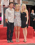 Jason Bateman,Jennifer Aniston and Chelsea Handler at The Jennifer Aniston Hand and Footprints Ceremony held at The Grauman's Chinese Theatre in Hollywood, California on July 07,2011                                                                               © 2011 DVS / Hollywood Press Agency