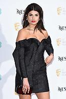 Ruby Bhogal<br /> arriving for the 2019 BAFTA Film Awards Nominees Party at Kensington Palace, London<br /> <br /> ©Ash Knotek  D3477  09/02/2019