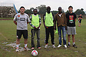 Stevenage FC Community Project, Nakuru, Kenya - 4th June, 2013<br />  © Kevin Coleman 2013