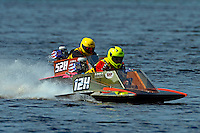12-H and 52-H   (Outboard Hydroplane)