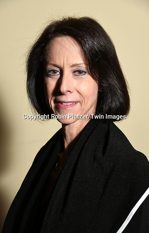 Robin Sanderson attends the Big Apple Knitters Guild 25th Annual Luncheon Gala on September 24, 2016 at Kellari Taverna in New York City, New York, USA. <br /> <br /> photo by Robin Platzer/Twin Images<br />  <br /> phone number 212-935-0770
