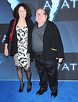 Danny DeVito & Rhea Pearlman at The Twentieth Century Fox World Premiere of Avatar held at The Grauman's Chinese Theatre in Hollywood, California on December 16,2009                                                                   Copyright 2009 DVS / RockinExposures