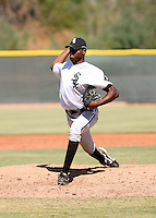 Dexter Carter / Chicago White Sox 2008 Instructional League..Photo by:  Bill Mitchell/Four Seam Images