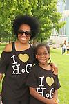 06-02-18 Rhonda Ross & son Raif - Hearts of Gold Run Walk for Kids NYC