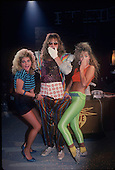 DAVID LEE ROTH, WITH VARIOUS GIRLS, GIGOLO VIDEO, 1983, NEIL ZLOZOWER