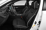 Front seat view of 2020 Cadillac CT4-V V-Series 4 Door Sedan Front Seat  car photos