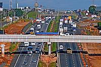 Rodovia  Anhanguera, SP330.  Sumaré. São Paulo. 2008. Foto de Juca Martins.