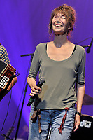 Jane BIRKIN<br /> Rock pour les Sans-Papiers<br /> Paris Bercy<br /> 2010/09/18<br /> Credit : FAUSTINE/DALLE