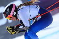 18th February 2021; Cortina d'Ampezzo, Italy; FIS Alpine World Ski Championships  Cortina Women's Giant Slalom; Pau Nuria (ESP)