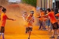 The Color Run 2015, Seattle Center, Washington, WA, USA.