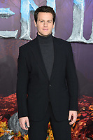 "Jonathan Groff<br /> arriving for the ""Frozen 2"" premiere at the BFI South Bank, London.<br /> <br /> ©Ash Knotek  D3537 17/11/2019"