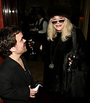 Peter Dinklage and Sylvia Miles attending a New York celebration in anticipation of director Sidney Lumet's Honorary Academy Award, which will be presented at the upcoming 77th Annual Academy Awards at Arabelle at the Plaza Athenee in New York City.<br />February 23, 2005