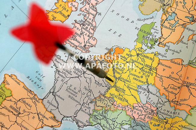 illustratie europese aanbesteding<br />foto frans ypma APA-foto