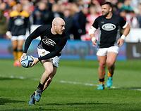 Photo: Richard Lane/Richard Lane Photography. Gloucester Rugby v Wasps. Gallagher Premiership. 23/03/2019. Wasps' Joe Simpson.
