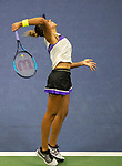 August 30,2019:  Madison Keys (USA) defeated Sofia Kenin (USA) 6-3, 7-5, at the US Open being played at Billie Jean King National Tennis Center in Flushing, Queens, NY.  ©Jo Becktold/CSM