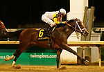 LOUISVILLE, KY - SEP 29: Seeking the Soul (jockey Brian Hernandez Jr.) wins the G3 Ack Ack Stakes at Churchill Downs, Louisville, Kentucky. Owner Charles E. Fipke; trainer Dallas Steward; By Perfect Soul x Seeking the Title, by Seeking the Gold. (Photo by Mary M. Meek/Eclipse Sportswire/Getty Images)