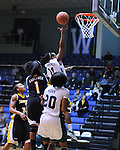 Tulane women's basketball falls to Southern Miss, 86-81, in overtime and C-USA action at Fogelman Arena.