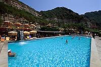 Italien, Ischia, Therme Giardini Poseidon an der Südwestküste