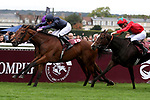 October 01, 2017, Chantilly, FRANCE - Rhododendron with Seamus Heffernan up wins the Prix de l'Opera Longines (Gr. I) at  Chantilly Race Course  [Copyright (c) Sandra Scherning/Eclipse Sportswire)]