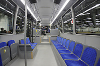 Autobus electriques ECOSMART <br /> a la Societe de Transport de Laval<br /> <br /> <br /> PHOTO :  Agence Quebec presse