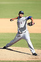 Adalberto Flores - Surprise Rafters - 2010 Arizona Fall League.Photo by:  Bill Mitchell/Four Seam Images..