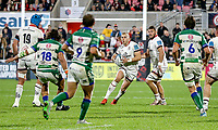 Friday 8th October 2021<br /> <br /> Will Addison during the URC Round 3 clash between Ulster Rugby and Benetton Rugby at Kingspan Stadium, Ravenhill Park, Belfast, Northern Ireland. Photo by John Dickson/Dicksondigital