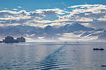 Icebergs, Glaciers & Mountains, Lemaire Channel, Antarctica