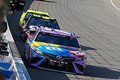 #18: Kyle Busch, Joe Gibbs Racing, Toyota Camry M&M's Fudge Brownie