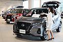 "Nissan Motor displays the new compact crossover ""Kicks"""