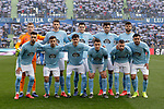 Celta de Vigo's team  during La Liga match. February 09,2019. (ALTERPHOTOS/Alconada)
