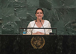 72 General Debate – 20 September <br /> <br /> Address by Her Excellency Marta Gabriela Michetti Illia, Vice-President of the Argentine Republic