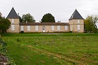 Vineyard. Chateau Climens. Sauternes, Bordeaux, France