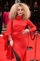 Tallia Storm<br /> arriving for the Prince's Trust Awards 2020 at the London Palladium.<br /> <br /> ©Ash Knotek  D3562 11/03/2020
