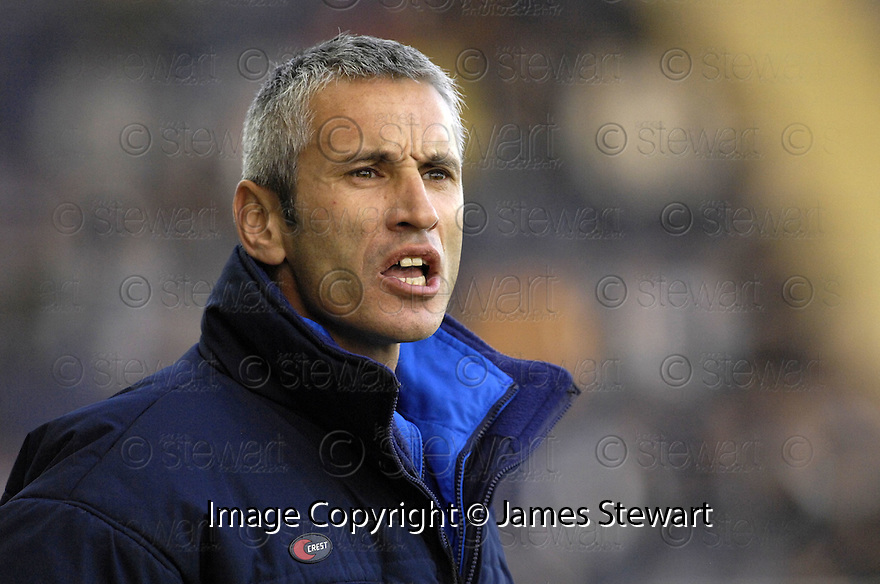 03/11/2007       Copyright Pic: James Stewart.File Name : sct_jspa12_falkirk_v_gretna.DAVID IRONS WATCHES HIS SIDE GO 2-0 DOWN TO FALKIRK....James Stewart Photo Agency 19 Carronlea Drive, Falkirk. FK2 8DN      Vat Reg No. 607 6932 25.Office     : +44 (0)1324 570906     .Mobile   : +44 (0)7721 416997.Fax         : +44 (0)1324 570906.E-mail  :  jim@jspa.co.uk.If you require further information then contact Jim Stewart on any of the numbers above........