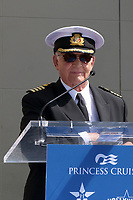 LOS ANGELES - MAY 10:  Gavin MacLeod at the Princess Cruises Receive Honorary Star Plaque as Friend of the Hollywood Walk Of Fame at Dolby Theater on May 10, 2018 in Los Angeles, CA