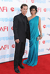 Matthew McConaughey and Camila Alves at The 37th AFI Life Achievement Award held at Sony Picture Studios  in Culver City, California on June 11,2009 and will air on TV Land July 19th,2009 at 9:00 PM ET/PT                                                                    Copyright 2009 DVS / RockinExposures
