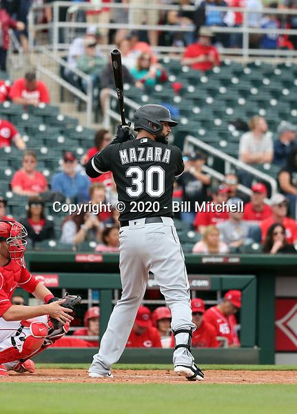 Nomar Mazara - Chicago White Sox 2020 spring training (Bill Mitchell)
