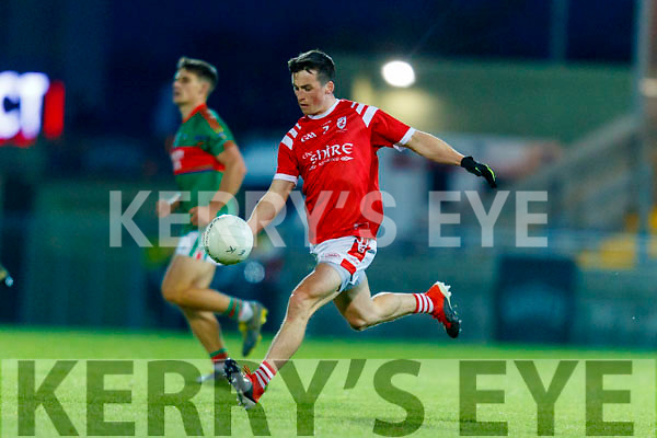 Paul Murphy, East Kerry during the Kerry County Senior Football Championship Final match between East Kerry and Mid Kerry at Austin Stack Park in Tralee on Saturday night.