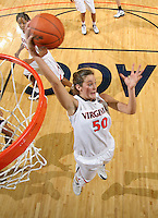 Chelsea Shine virginia basketball.