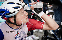 Stefan Küng (SUI/Groupama - FDJ) cooling down post-race<br /> <br /> 17thBenelux Tour 2021 (2.UWT)<br /> (Final) Stage 7: from Namur to Geraardsbergen (178km)<br /> <br /> ©kramon