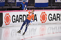 SPEEDSKATING: HAMAR: 01-03-2020, ISU World Speed Skating Championships, Allround, 1500m Ladies, Ireen Wüst (NED), ©photo Martin de Jong