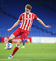 16th March 2021; Cardiff City Stadium, Cardiff, Glamorgan, Wales; English Football League Championship Football, Cardiff City versus Stoke City; Harry Souttar of Stoke City