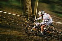 German National CX Champion Marcel Meisen (DEU/Alpecin-Fenix)<br /> <br /> 2020 Superprestige Gavere (BEL)<br /> <br /> ©kramon