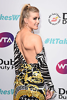 Eugenie Bouchard<br /> arriving for the WTA Summer Party 2019 at the Jumeirah Carlton Tower Hotel, London<br /> <br /> ©Ash Knotek  D3512  28/06/2019