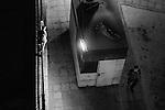 """16 septiembre 2015. Melilla. <br /> """"Un grupo de unos 60 menores marroquíes no acompañados viven en las calles de Melilla, esperando la oportunidad de dejar la ciudad escondidos en los barcos que zarpan hacia la Península. Debido a su situación de desamparo, muchos de estos menores son consumidores de droga, sufren abusos y maltratos"""". © Pedro Armestre/ Save the Children Handout - No sales - No Archives - Editorial Use Only - Free use only for 14 days after release. Photo provided by SAVE THE CHILDREN, distributed handout photo to be used only to illustrate news reporting or commentary on the facts or events depicted in this image."""