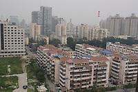 Beijing ,China- 2007 File Photo -<br /> <br /> <br /> Pollution<br /> <br /> <br /> photo : James Wong-  Images Distribution