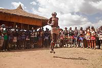 Banna dance in Omo valley Ethiopia